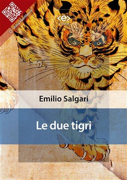 Image of Le due tigri eBook - Emilio Salgari