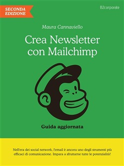Image of Crea Newsletter con MailChimp eBook - Maura Cannaviello