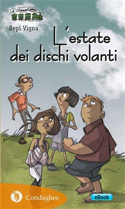 Image of L'estate dei dischi volanti eBook - Bepi Vigna