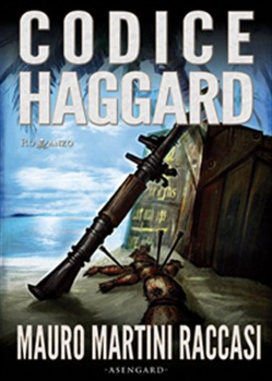 Image of Codice Haggard eBook - Mauro Martini Raccasi