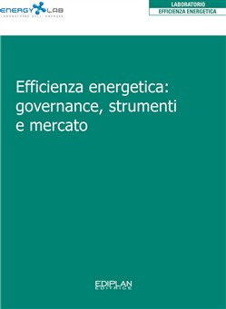 Image of Efficienza energetica: governance, strumenti e mercato eBook - Luigi
