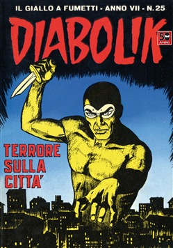 Image of Diabolik #127 eBook - Angela Giussani