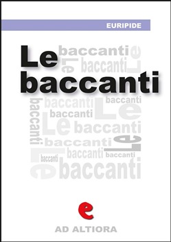 Image of Le Baccanti eBook - Euripide