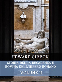 Image of Storia della decadenza e rovina dell'Impero Romano Volume 11 eBook -