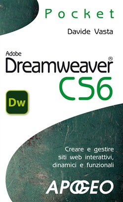 Image of Dreamweaver CS6 eBook - Davide Vasta