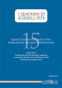 Image of I Quaderni di Scienza & Vita 15 eBook - AA.VV.