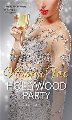 Image of Hollywood party eBook - Victoria Fox