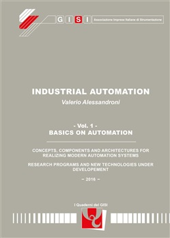 Image of Industrial Automation vol. 1 - Basics on Automation eBook - Valerio A