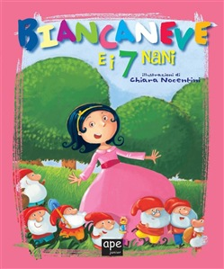 Image of Biancaneve e i 7 nani eBook - Ape Junior