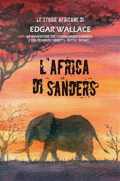 Image of L'Africa di Sanders eBook - Edgar Wallace
