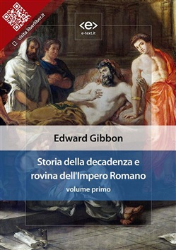 Image of Storia della decadenza e rovina dell'Impero Romano, volume 1 eBook -