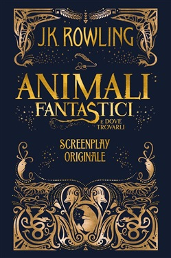 Image of Animali Fantastici e dove trovarli: Screenplay Originale eBook - Silv