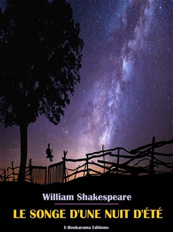 Image of Le songe d'une nuit d'été eBook - William Shakespeare