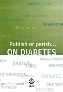 Image of Publish or perish... on diabetes eBook - Silvia Maina