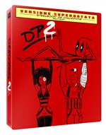 Deadpool 2 - Blu Ray Steelbook