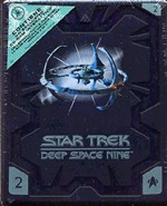 Star Trek Deep Space Nine Stagione 02 (7 Dvd)
