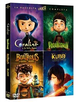 Laika Collection (4 Dvd)