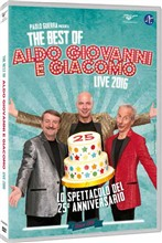 Aldo Giovanni e Giacomo - The Best Of Live 2016