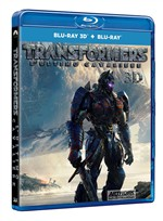 Transformers: L'ultimo Cavaliere (Blu-Ray 3d + Blu-Ray)