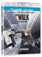 The Walk (3d) (blu-ray 3d+blu-ray)