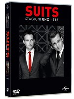Suits - Stagioni 01-03 (10 Dvd)