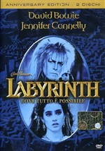 Labyrinth (Anniversary Edition) (2 Dvd)