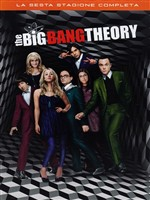 The Big Bang Theory - Stagione 06 (3 Dvd)