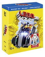 The Lego Movie (3d) (blu-ray 3d+blu-ray)