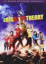 The Big Bang Theory - Stagione 05 (3 Dvd)