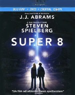 Super 8 (Blu-ray+dvd+digital Copy)