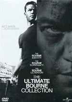 The Bourne Ultimate Collection (3 Dvd)