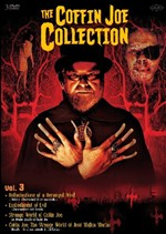 The Coffin Joe Collection #03 (3 Dvd+libro)