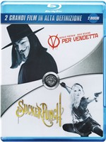 V per Vendetta / Sucker Punch (2 Blu-Ray)