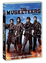 The Musketeers - Stagione 01 (4 Dvd)