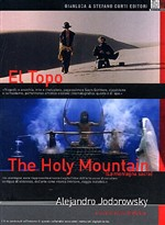 El Topo / The Holy Mountain - Jodorowsky Box Set (2 Dvd+libro)