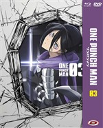 One Punch Man #03 (Eps 09-12) (Limited Edition) (blu-ray+dvd)