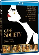 Cafe' Society (Blu Ray)