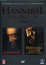 Hannibal Collection (4 Dvd)
