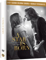 A Star Is Born (Limited Edition) (Dvd+cd Colonna Sonora+booklet)