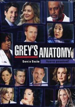 Grey's Anatomy - Stagione 06 (6 Dvd)