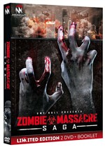Zombie Massacre Saga (Limited Edition) (2 Dvd+booklet)