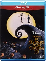 The Nightmare Before Christmas (3d) (Blu-Ray+blu-Ray 3d)