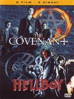 The Covenant / Hellboy (3 Dvd)