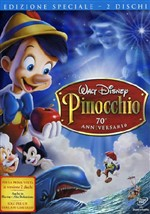 Pinocchio (Special Edition) (2 Dvd)