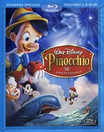 Pinocchio (Special Edition) (2 Blu-Ray+dvd)