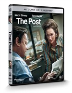 The Post (Blu-Ray 4k Hd+blu-Ray)
