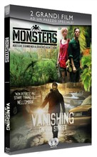 Monsters / Vanishing On 7th Street (2 Dvd)