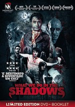 Vita da Vampiro - What We Do in The Shadows (Limited Edition) (Dvd+booklet)