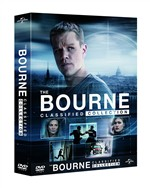 The Bourne Collection (5 Dvd) (Digibook)