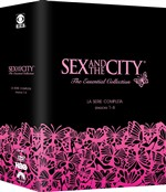 Sex And The City - Stagione 01-06 (18 Dvd)